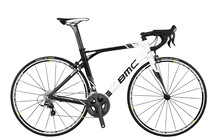 BMC roadracer SL01 Ultegra compact white